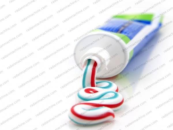 دستگاه پرکن خمیر دندان